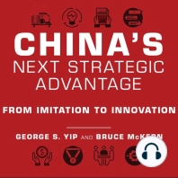China's Next Strategic Advantage