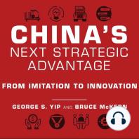 China's Next Strategic Advantage