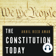 The Constitution Today