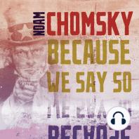 Because We Say So