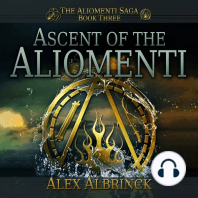 Ascent of the Aliomenti