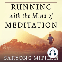 Running with the Mind of Meditation