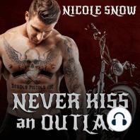 Never Kiss an Outlaw