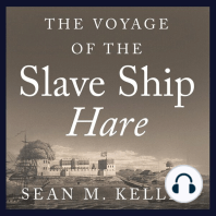 The Voyage of the Slave Ship Hare