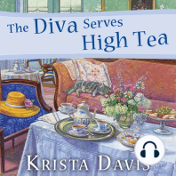 The Diva Serves High Tea