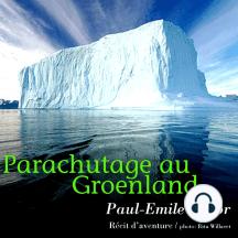 Parachutage au Groenland