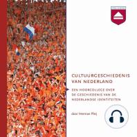 Cultuurgeschiedenis van Nederland