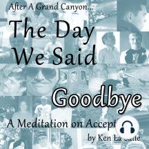 The Day We Said Goodbye: A Meditation on Acceptance