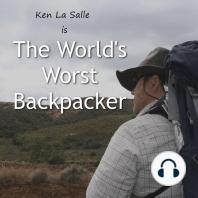 The World's Worst Backpacker