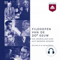 Filosofen van de 20e eeuw: Een Hoorcollege over Acht Moderne Denkers