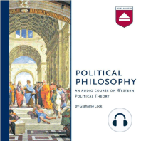 Political Philosophy: An Audio Course on Western Political Theory