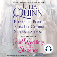 Four Weddings and a Sixpence