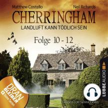 Cherringham - Landluft kann tödlich sein, Sammelband 04: Folge 10-12