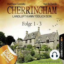 Cherringham - Landluft kann tödlich sein, Sammelband 1: Folge 1-3