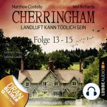 Cherringham - Landluft kann tödlich sein, Sammelband 5: Folge 13-15