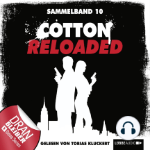 Cotton Reloaded Sammelband, Folge 10: Folgen 28-30