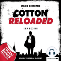 Jerry Cotton - Cotton Reloaded, Folge 1