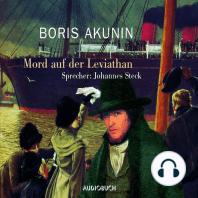 Mord auf der Leviathan (Lesung mit Musik)