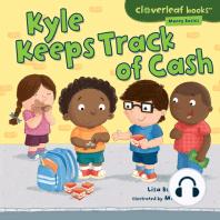 Kyle Keeps Track of Cash