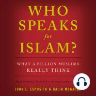 Who Speaks for Islam?