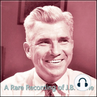 A Rare Recording of J.B. Rhine