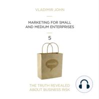 Marketing for Small and Medium Enterprises