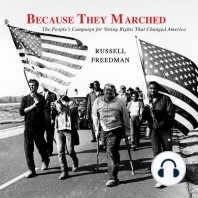 Because They Marched