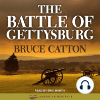 The Battle of Gettysburg
