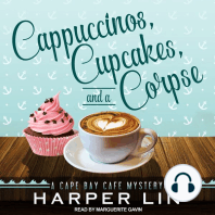 Cappuccinos, Cupcakes, and a Corpse