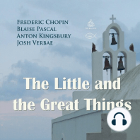 The Little and the Great Things