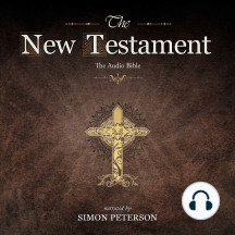New Testament, The: The Gospel of John: Read by Simon Peterson