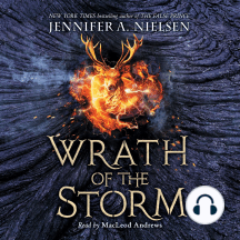 Mark of the Thief, Book 3: Wrath of the Storm