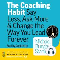 The Coaching Habit