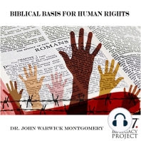 Biblical Basis for Human Rights