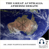 The Great Australia Atheism Debate