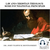 Law and Christian Theology