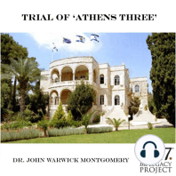"""Trial of """"Athens Three"""""""