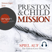 Mission - Spiel auf Zeit - Ein Gideon-Crew-Thriller (Gekürzte Fassung)