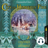 City of Heavenly Fire - Chroniken der Unterwelt