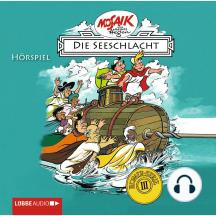 Digedags - Römer-Serie, Folge 3: Die Seeschlacht
