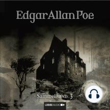 Edgar Allan Poe, Sammelband 3: Folgen 7-9