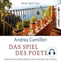 Das Spiel des Poeten - Commissario Montalbano liest zwischen den Zeilen
