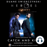 Heroes Reborn - Official TV Tie-In Series, Audiobook 4