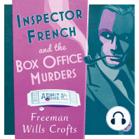 Inspector French and the Box Office Murders