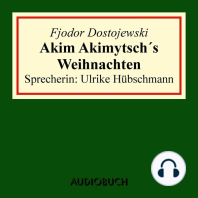 Akim Akimytsch's Weihnachten (gekürzt)