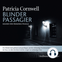 Blinder Passagier - Kay Scarpetta 10 (Gekürzt)