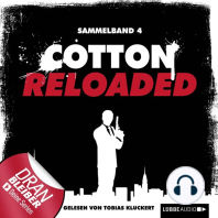 Jerry Cotton - Cotton Reloaded, Sammelband 4