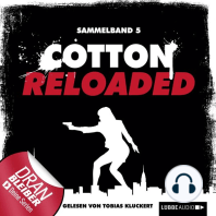 Jerry Cotton - Cotton Reloaded, Sammelband 5