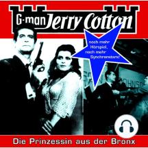 Jerry Cotton, Folge 13: Die Prinzessin aus der Bronx