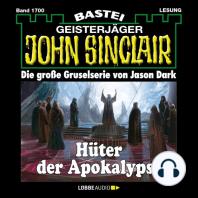 John Sinclair, Band 1700